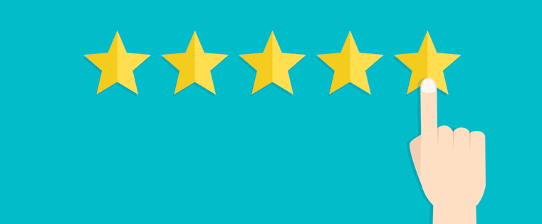 Product Reviews on Shopify - Star Ratings