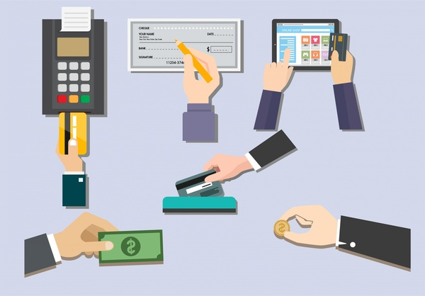 Improve your conversion rate - Offer several payment methods