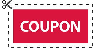 A coupon