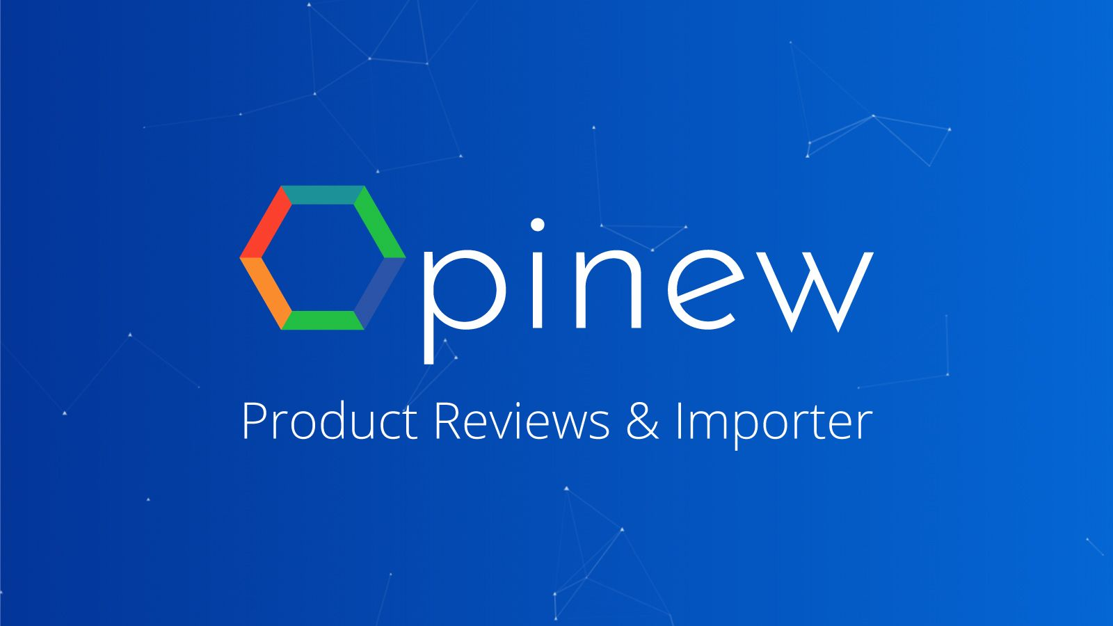 Opinew collects product reviews with option to add photos from customers. Import from Amazon, Aliexpress and Ebay, making it easy to get started.