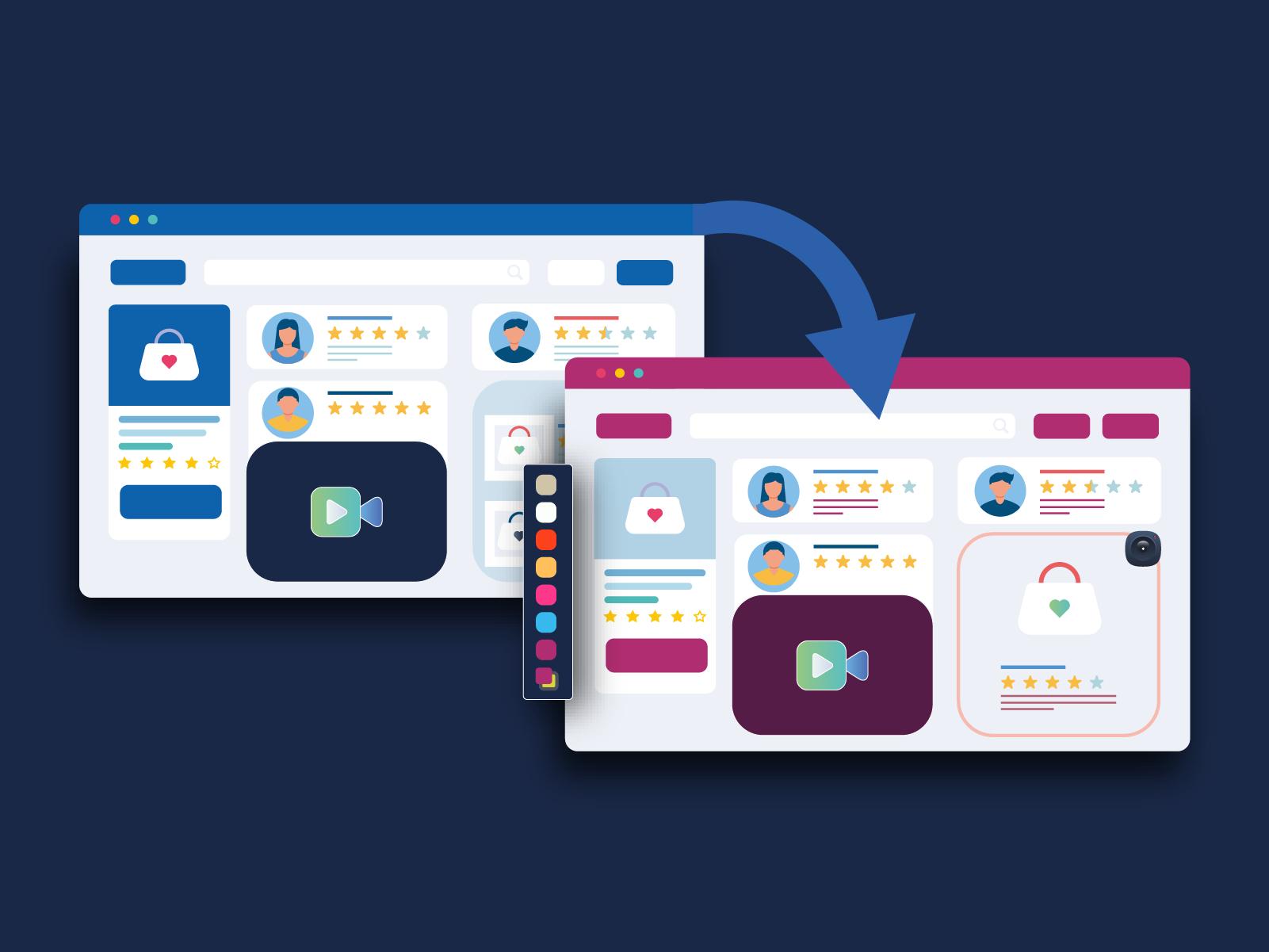 Customization - Shopify Review App