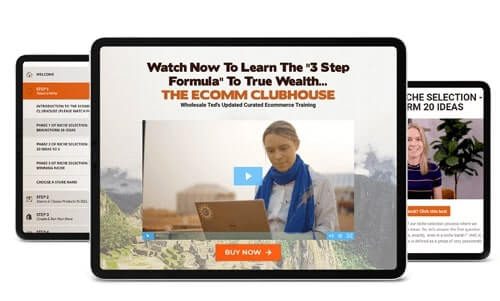 Best Dropshipping Courses To Follow In 2021 (under $100) - The Ecomm Clubhouse