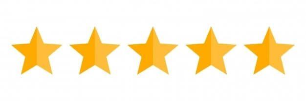 Customer Reviews - Star Rating