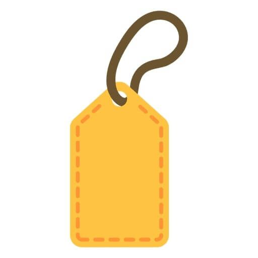 Improve your conversion rate - use product tags