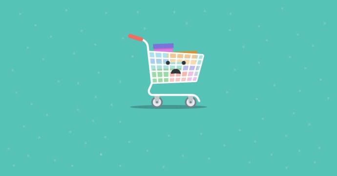 Improve your conversion rate - Persuade Abandoned Carts