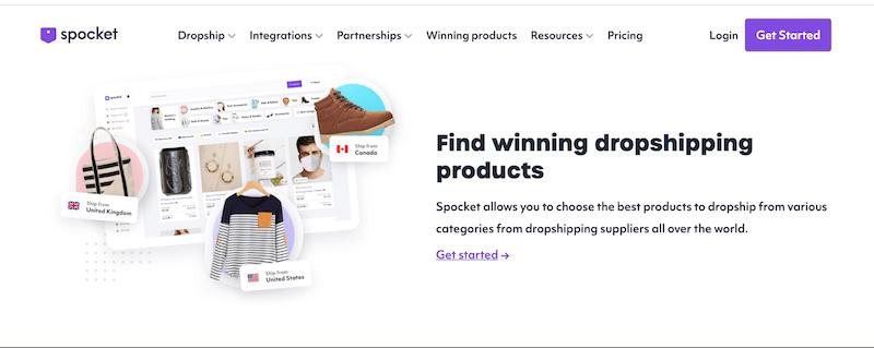 Spocket - Best Shopify Apps