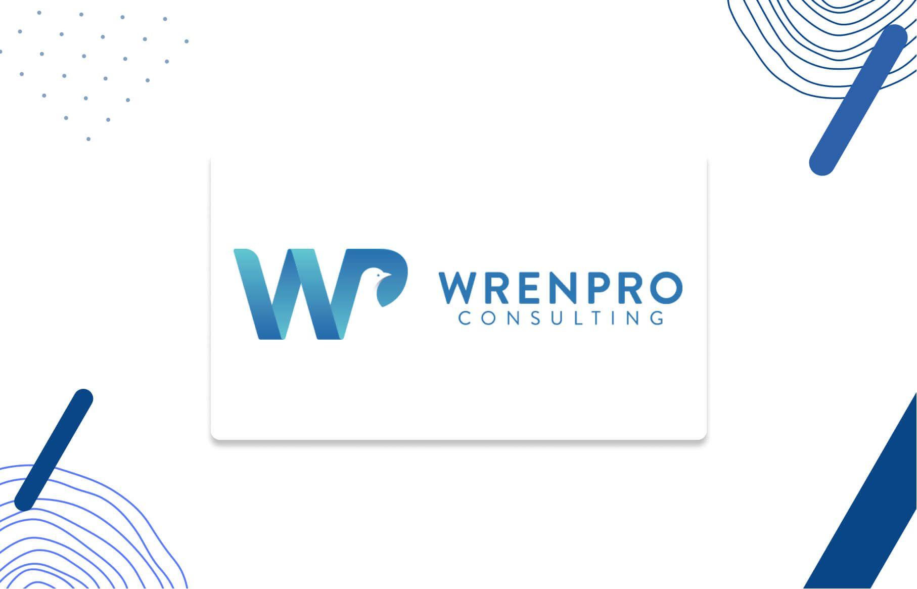 WrenPro Consulting Logo - Digital Marketing