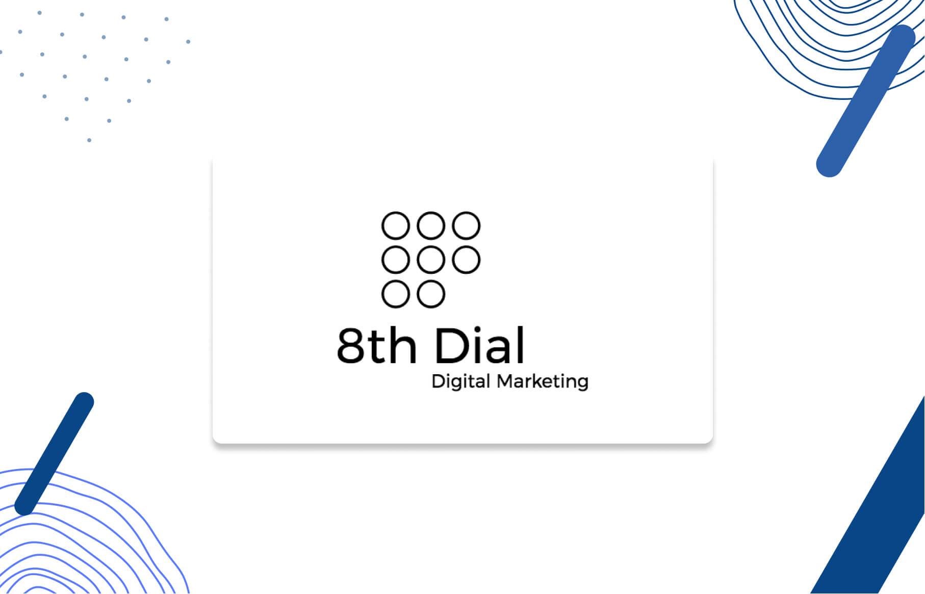 8th Dial Digital Marketing Logo - Multi-Channel Marketing