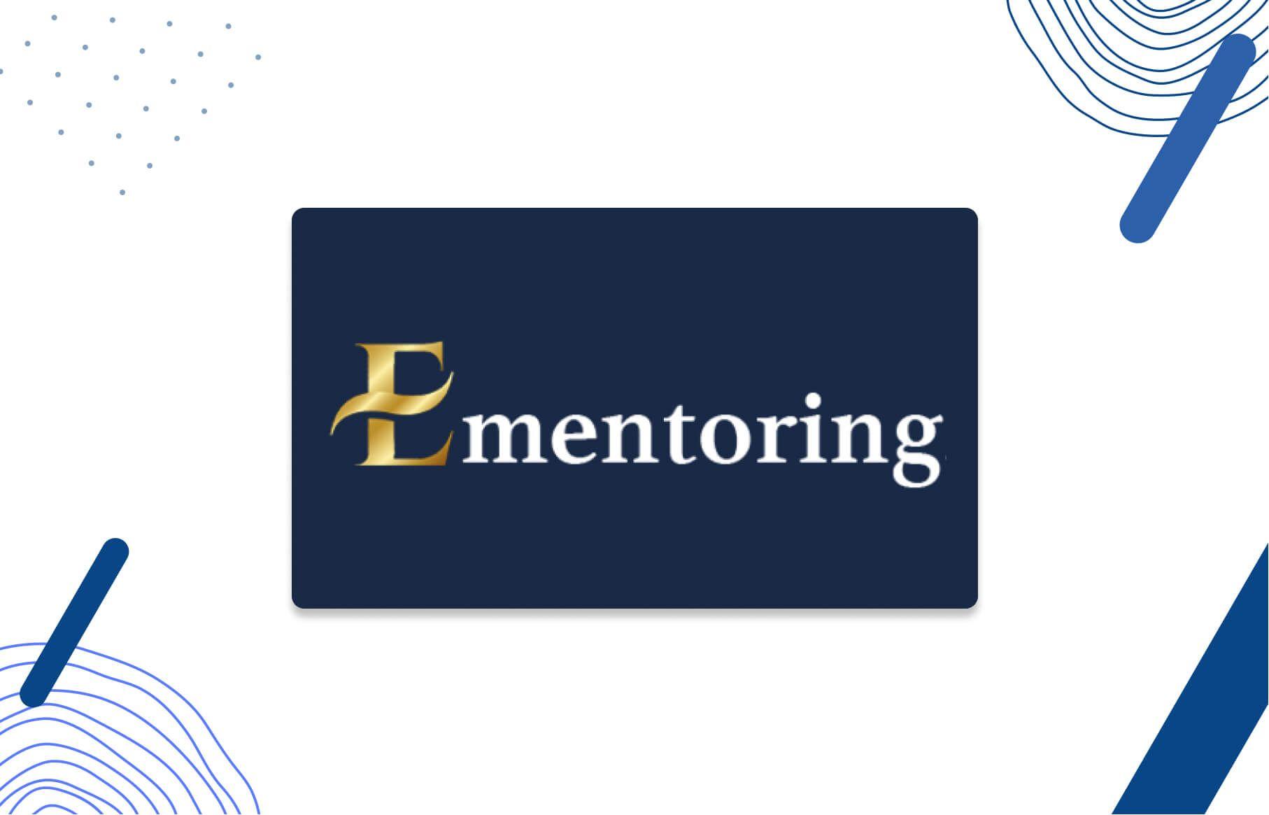 E-mentoring Logo - THE MOST PRESTIGIOUS E-COMMERCE & DROPSHIPPING MENTORING IN 2021