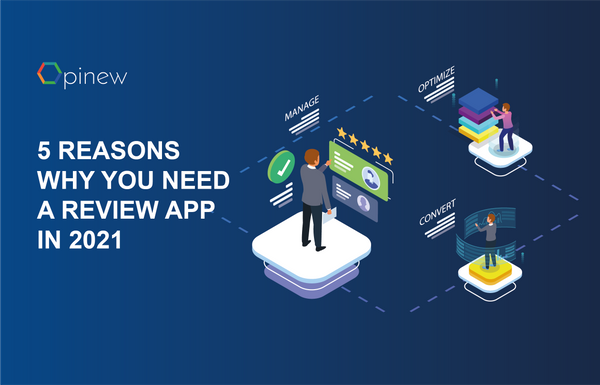 5 Reasons Why You Need A Review App In 2021